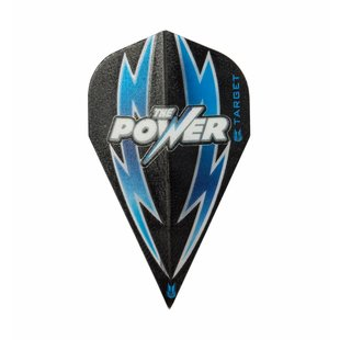 Target Power Arc Bolt Black-Blue Vapor
