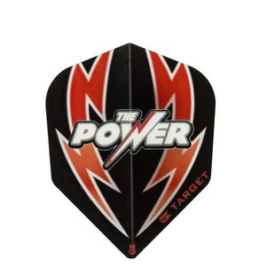 Target Power Arc Bolt Black-Red