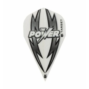 Target Power Arc Bolt White-Black Vapor
