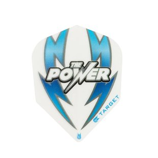 Target Power Arc Bolt White-Blue