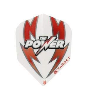 Target Power Arc Bolt White-Red