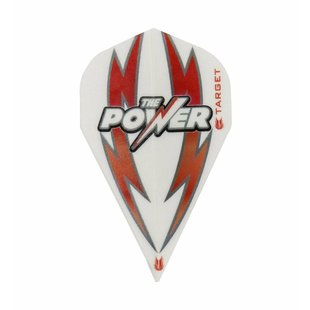 Target Power Arc Bolt White-Red Vapor