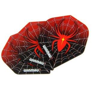 Winmau Spider Red