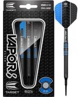 Vapor 8 Black Blue Soft Darts