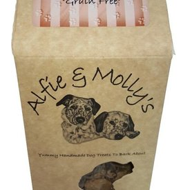 Alfie & Mollys Grain Free Beefy Tomato Drops Dog Treats 150g