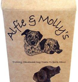 Alfie & Mollys Grain Free Lamb Buttons Dog Treats 150g