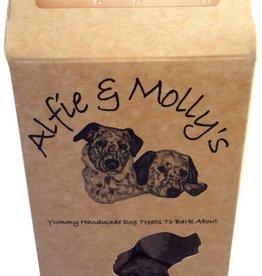 Alfie & Mollys Wheat & Gluten Free Duck & Mango Calmers Dog Treats 150g