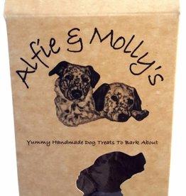 Alfie & Mollys Wheat & Gluten Free Venison & Pears Paws Dog Treats 150g