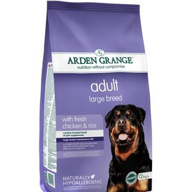 Arden Grange Adult Large Breed Dog Food, Chicken & Rice