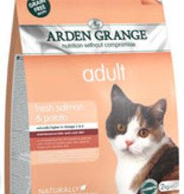 Arden Grange Grain Free Adult Cat Food, Salmon & Potato