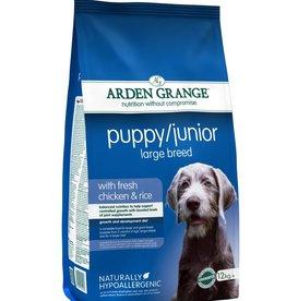 Arden Grange Puppy & Junior Large Breed Food, Chicken & Rice