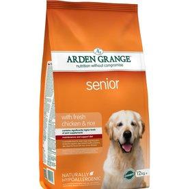 Arden Grange Senior Dog Food, Chicken & Rice