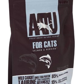 AATU Cat 85/15 Salmon and Herring Adult Cat Food