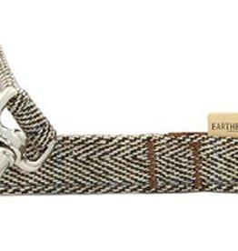 Earthbound Tweed Lead Herringbone