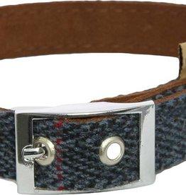Earthbound Tweed Collar, Navy