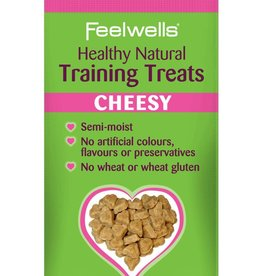 Feelwells Healthy Natural Training Treats Cheesy 115g