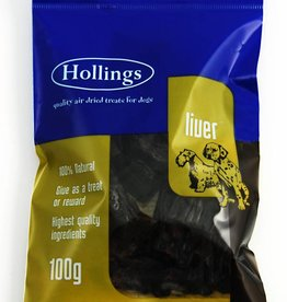 Hollings Liver Dog Treat 100g