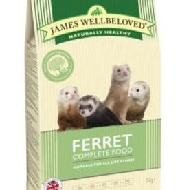James Wellbeloved Ferret Complete Food
