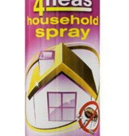 Johnsons 4Fleas Household Spray Extra Guard With IGR 600ml