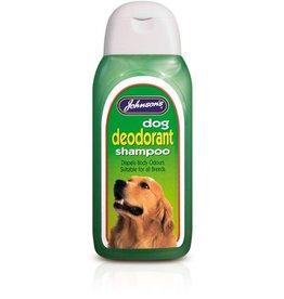 Johnsons Dog Deodorant Shampoo 200ml
