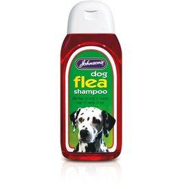 Johnsons Dog Flea Shampoo 200ml