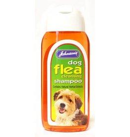 Johnsons Dog Flea Cleansing Shampoo 200ml