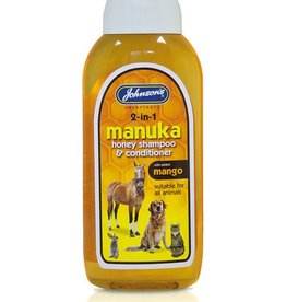 Johnsons Manuka Honey Shampoo 2-in-1 200ml
