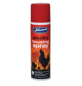 Johnsons Poultry Housing Spray 250ml