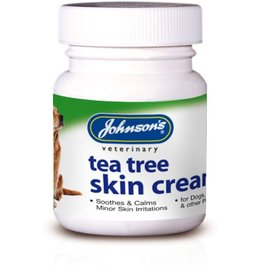 Johnsons Tea Tree Skin Cream 50g