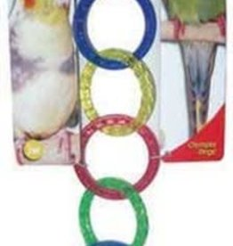 JW Olympia Rings Bird Toy