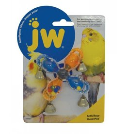 JW Quad Pod Bird Toy