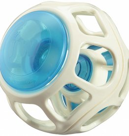 JW Rockin Treat Ball Dog Toy, Large