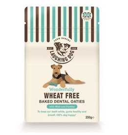 Laughing Dog Oven Baked Dog Treats, Dental Oaties 250g