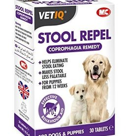 Mark & Chappell Dog Stool Repel-Um 30 Tablets