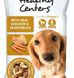 Mark & Chappell Dog Treats Healthy Centres Real Chicken & Vegetables 113g