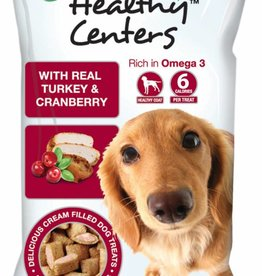 Mark & Chappell Dog Treats Healthy Centres Real Turkey & Cranberry 113g