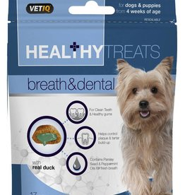 Mark & Chappell Dog Treats Healthy Treats Breath & Dental Care 70g