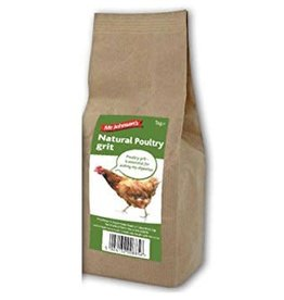 Mr Johnsons Natural Poultry Grit 1kg