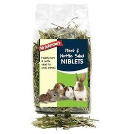 Mr Johnsons Small Animal Herb & Nettle Salad 100g