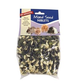 Mr Johnsons Small Animal Treats Mixed Seed Niblets 160g