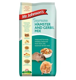 Mr Johnsons Supreme Hamster & Gerbil Food Mix 900g