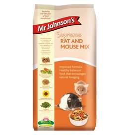 Mr Johnsons Supreme Rat & Mouse Food Mix 900g