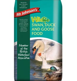 Mr Johnsons Wildlife Swan Duck and Goose Food 750g