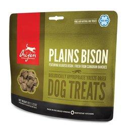 Orijen Freeze Dried Single Source Protein Dog Treats Bison 42.5g