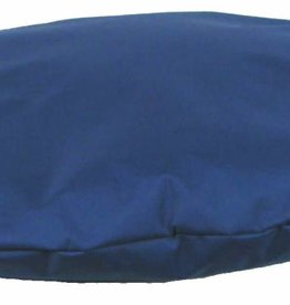 Pets & Leisure Country Dog Heavy Duty Waterproof Oval Cushion, Blue