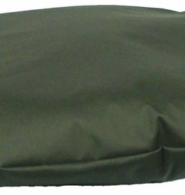 Pets & Leisure Country Dog Heavy Duty Waterproof Oval Cushion, Green