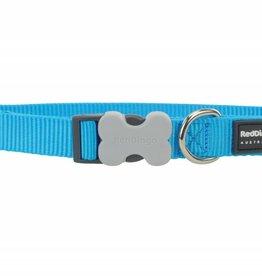 Red Dingo Classic Turquoise Dog Collar