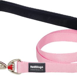 Red Dingo Classic Pink Dog Lead
