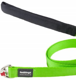 Red Dingo Classic Lime Green Dog Lead