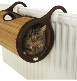 Rosewood Bamboo Cat Furniture Radiator Bed